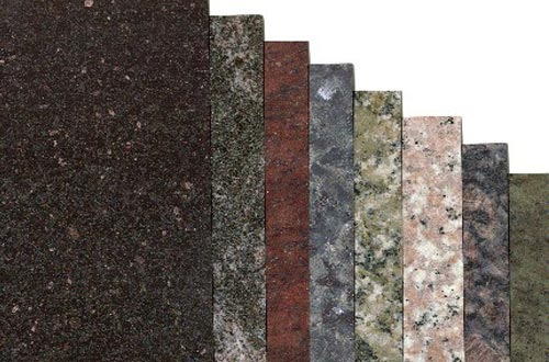 Colored Granites